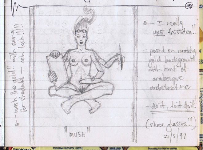 muse #1